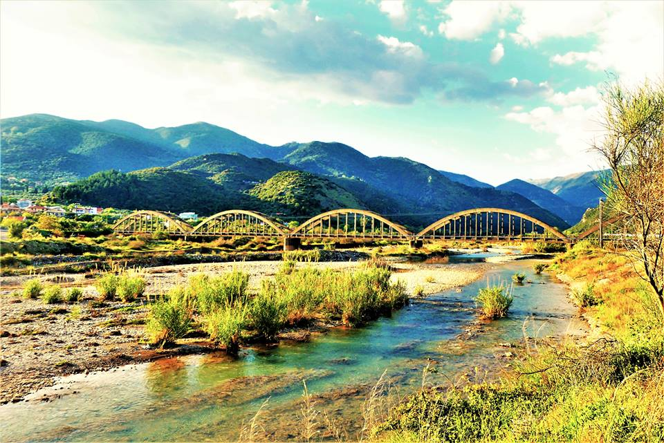 Γέφυρα του Μόρνου / Οδοιπορικό στη Δωρίδα 4 - Δωρίδα Φωκίδας
